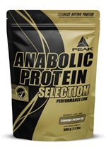 Peak Performance Anabolic Protein Selection, 500 g Beutel