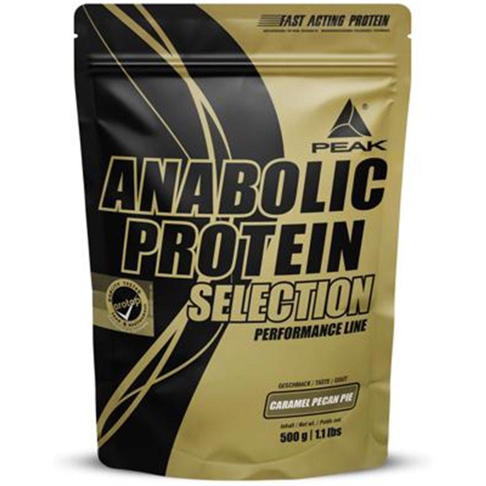 Peak Performance Anabolic Protein Selection