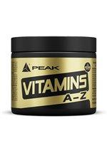 Peak Performance Vitamins A-Z, 180 Tabletten Dose