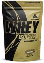 Peak Performance Whey Protein Isolat, 750 g Beutel