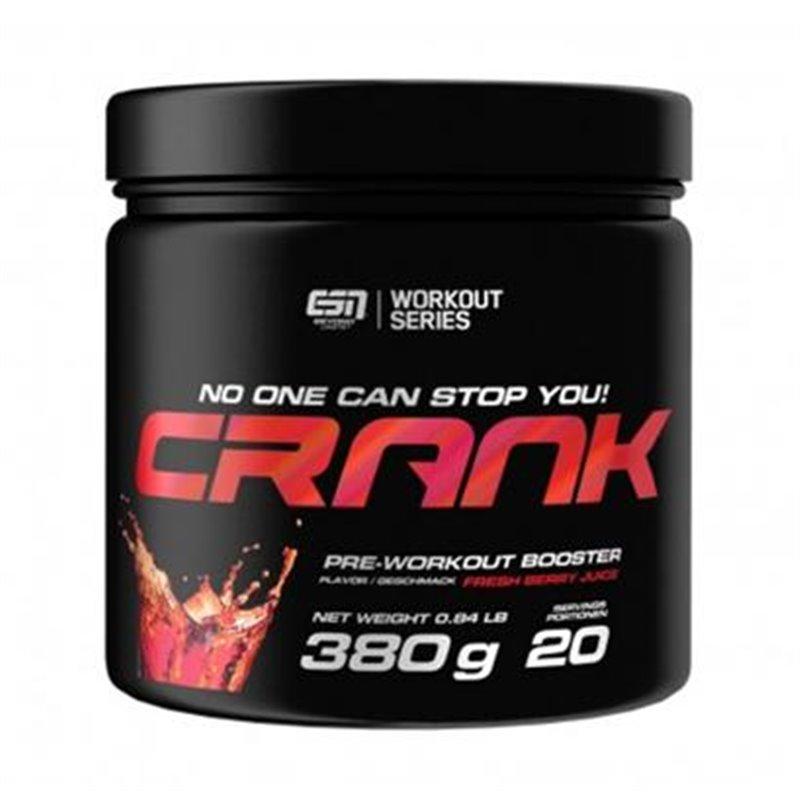 ESN Crank Pre-Workout Booster, 380 g Dose