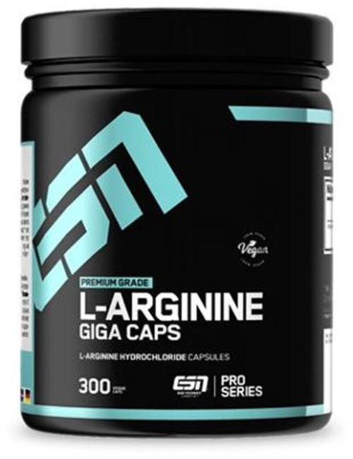 ESN L-Arginine Giga Caps