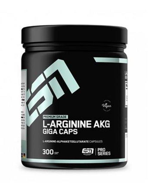 ESN L-Arginine AKG Giga Caps