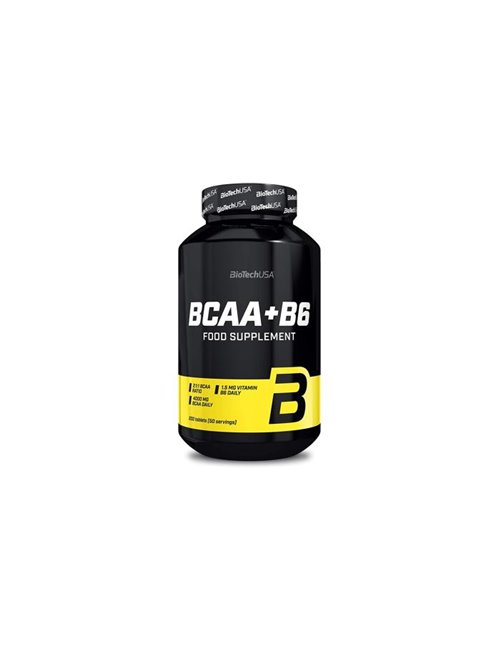 BioTech USA BCAA + B6 Tabletten