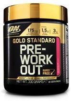Optimum Nutrition Gold Standard Pre Workout, 330 g Dose
