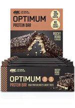 Optimum Nutrition OPTIMUM Bar, 10 x 60/62 g Riegel