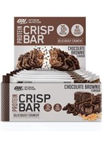 Optimum Nutrition Crispy Protein Bar, 10 x 65 g Riegel