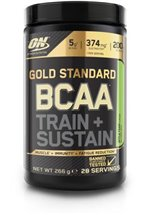 Optimum Nutrition Gold Standard BCAA, 266 g Dose