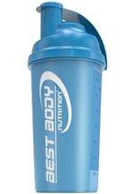 Best Body Nutrition Eiweiß-Shaker, 700 ml (Farbe: blau)