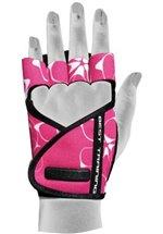Chiba Lady Motivation Glove, Pink/Weiß/Schwarz