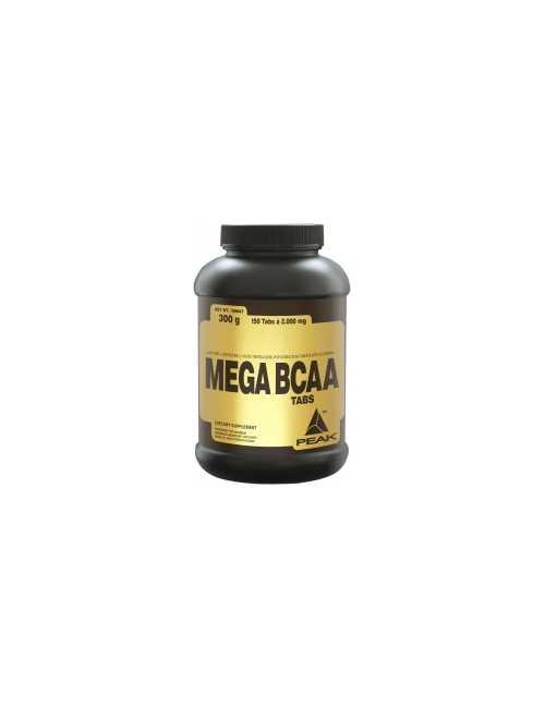 Peak Performance Mega BCAA, 150 Tabletten