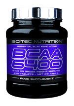 Scitec Nutrition BCAA 6400, 375 Tabletten Dose
