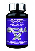 Scitec Nutrition BCAA-X, 120 Kapseln Dose