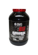 BMS Pro-80 Natural, 4000 g Dose