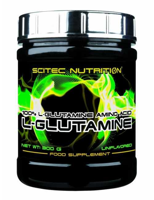 Scitec Nutrition L-Glutamine, 300 g Dose