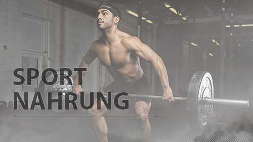 Sportnahrung Aminosäuren Muskelaufbau